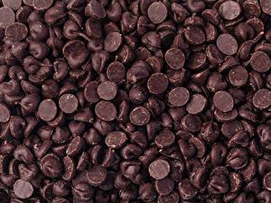 Картинки Сладкая еда Шоколад Конфеты Много
