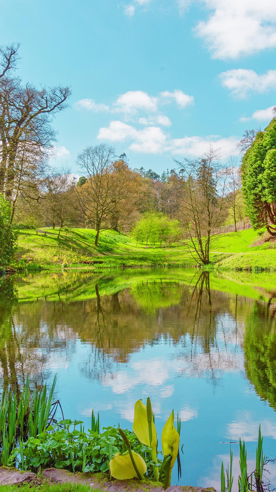 Обои Пейзаж, Весна, Вода. Города foto 17