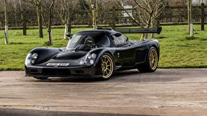 Обои Черные Металлик 2015-17 Ultima Evolution Coupe автомобиль