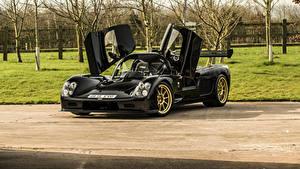 Картинка Черный Металлик 2015-17 Ultima Evolution Coupe машины