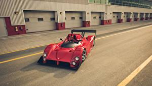 Фото Феррари Формула 1 Винтаж Красный 1994 F333 SP Машины