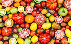 Фото Овощи Текстура Продукты питания
