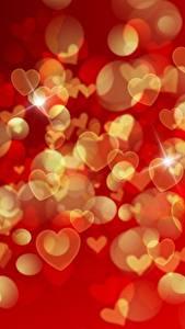 Фото День всех влюблённых Сердце