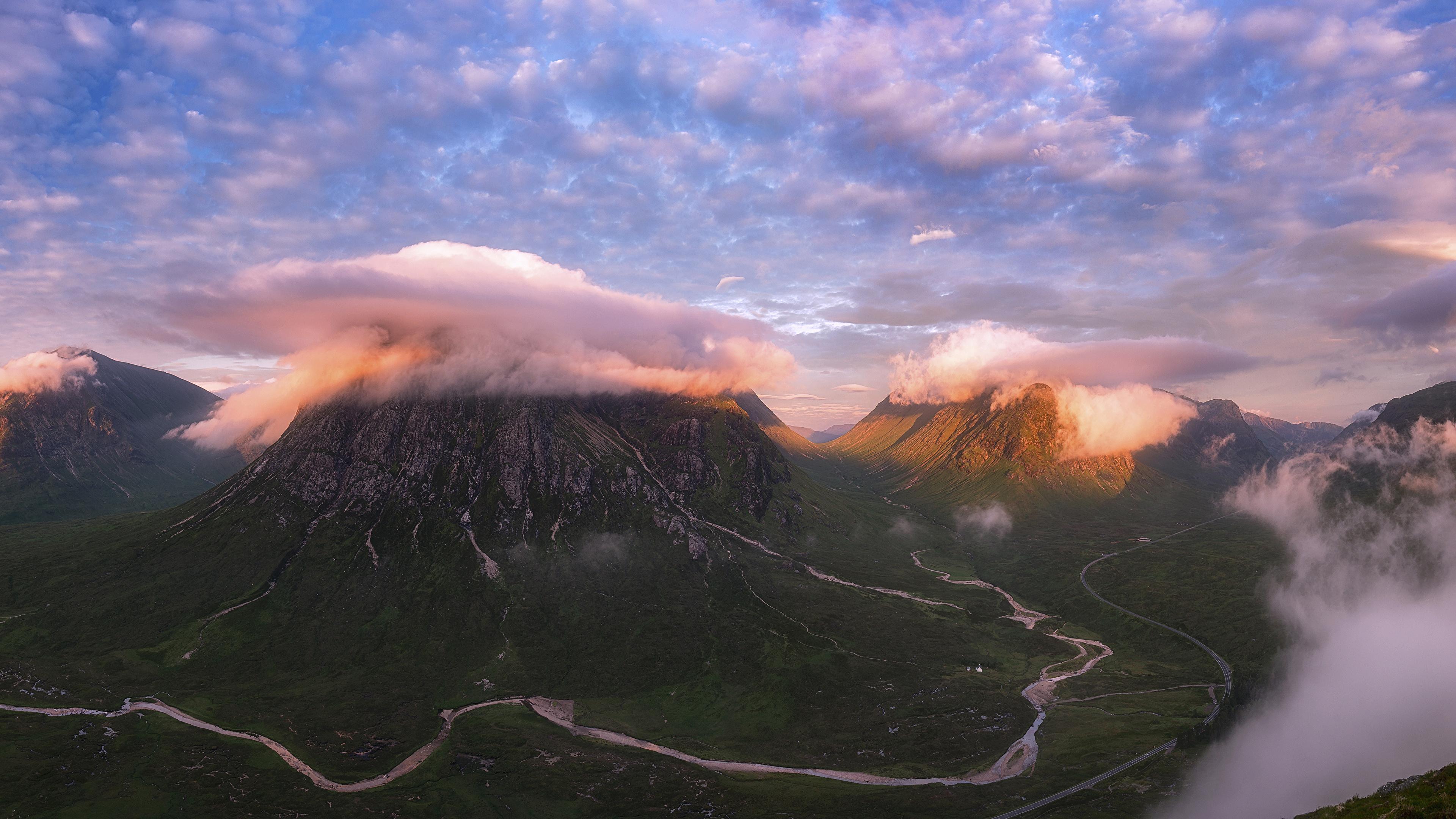 В горах Шотландии подборки