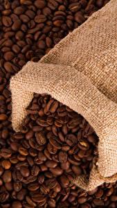 Обои Кофе Много Зерно Еда