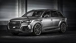 Фотографии Audi Универсал quattro SQ7