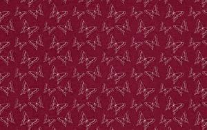 Картинки Бабочка Текстура Текстиль