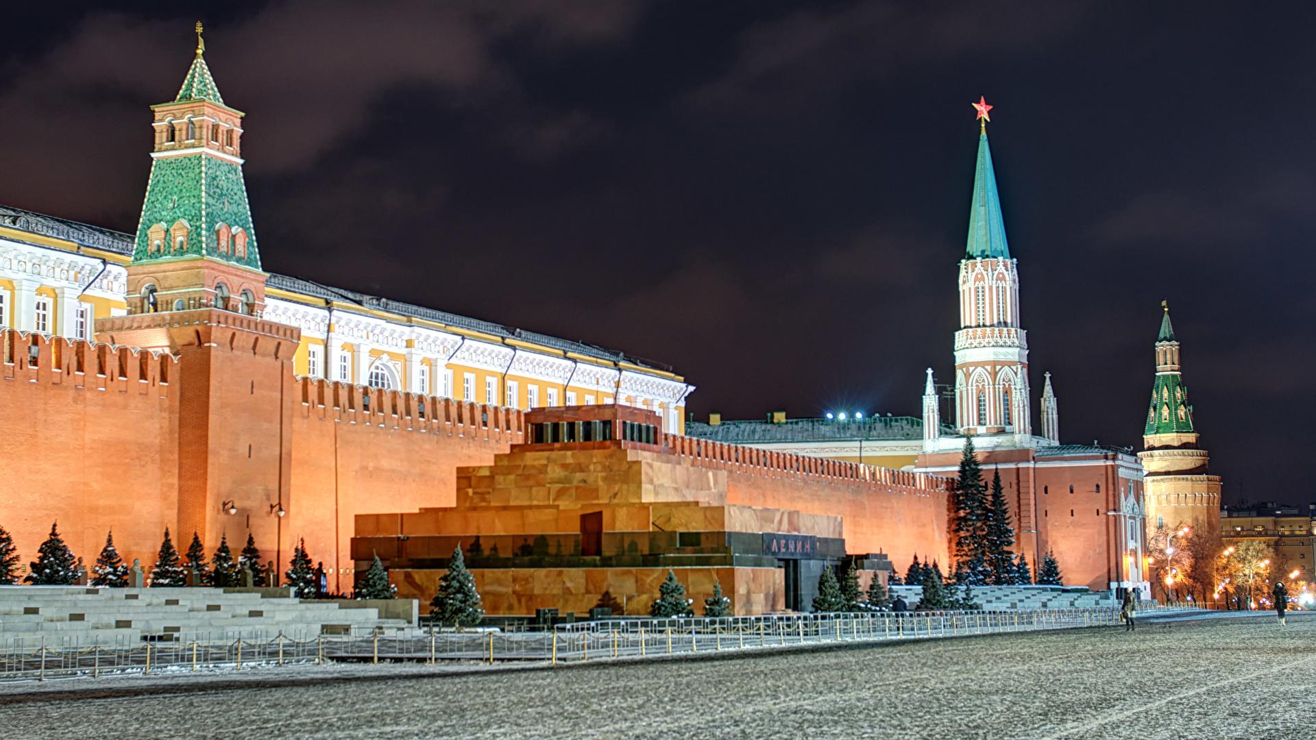Обои russia, ночь, kremlin, россия, кремль, moscow. Города foto 12