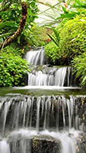 Картинка Водопады