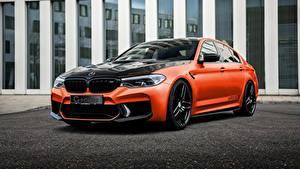Фотографии BMW Тюнинг Металлик M5, G-Power, F90, G5M Hurricane RS машина