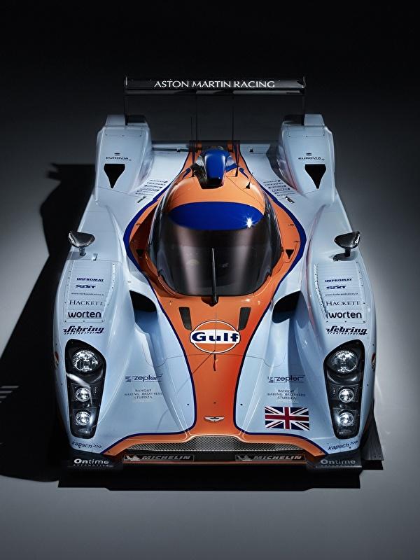 Картинка Астон мартин DBR1-2, LMP1, Sports prototype, 24 Hours of Le Mans Сверху Автомобили 600x800 для мобильного телефона Aston Martin авто машины машина автомобиль