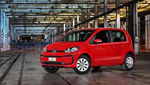 Картинка Volkswagen Красный Металлик 2017-19 MPI Latam Авто