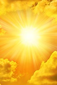 Фотография Небо Облака Солнце Лучи света
