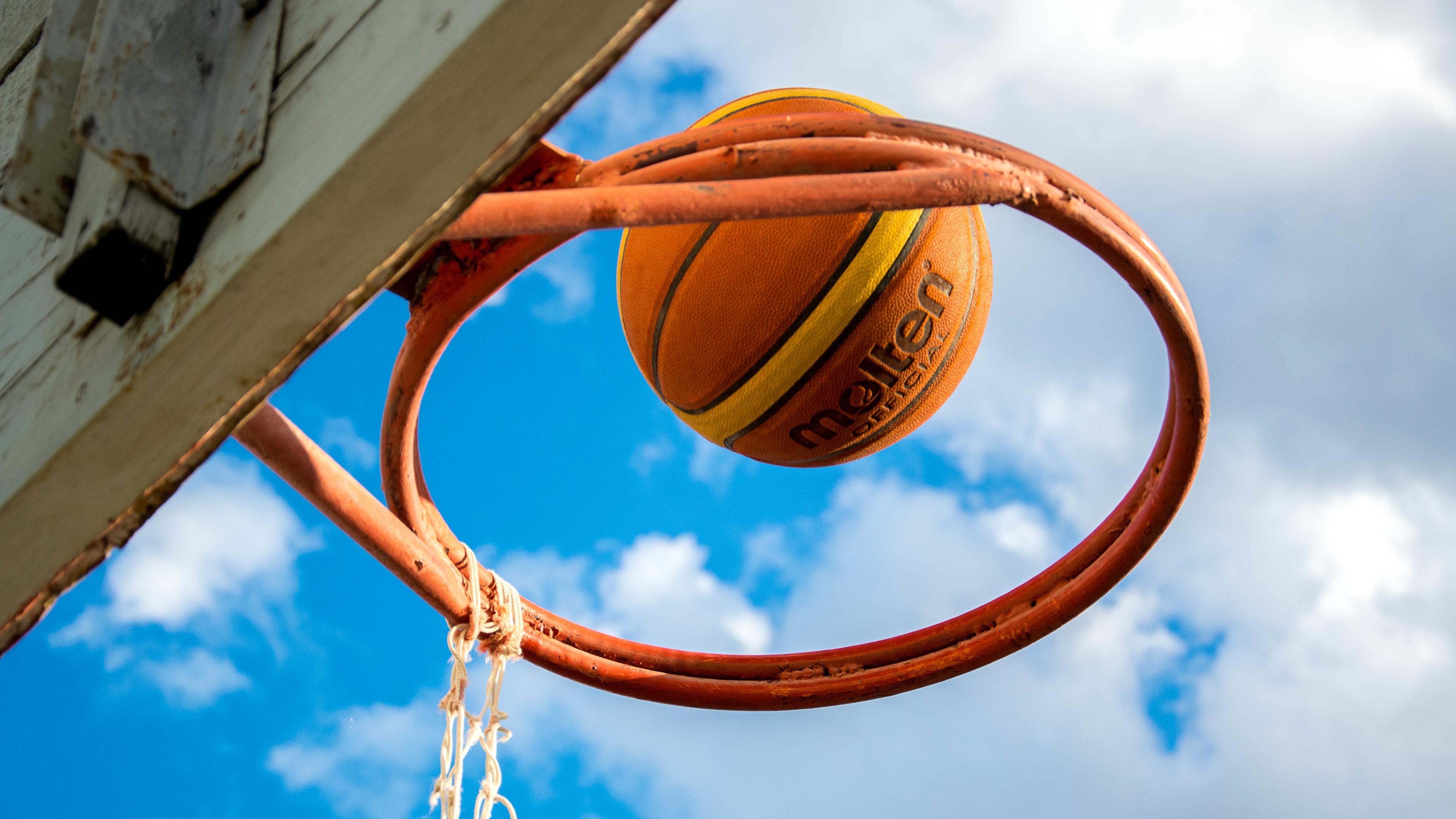 Баскетбол кольцо мячь смотреть