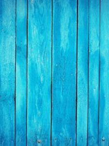 Обои Доски Синий Голубой