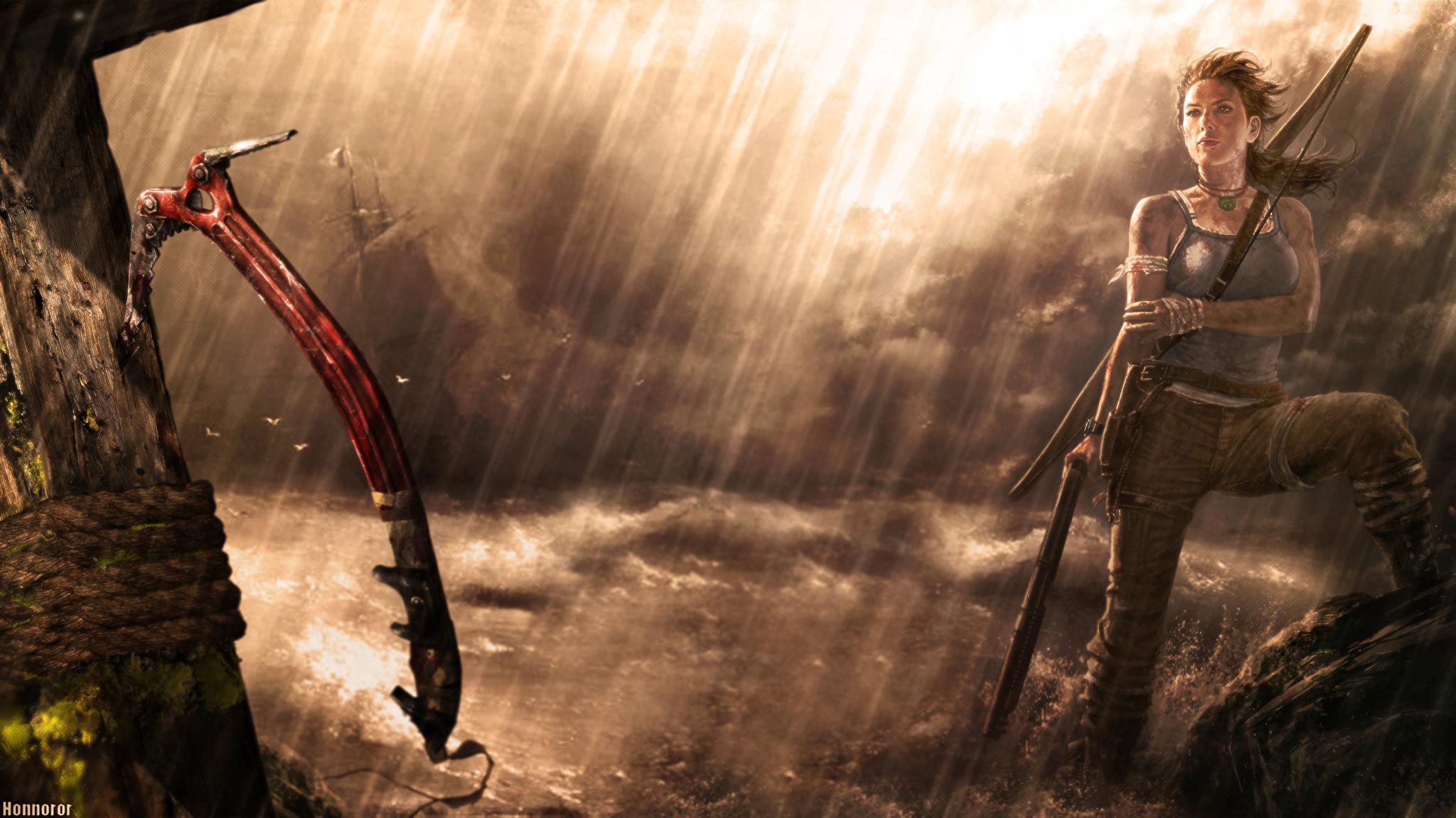 Tomb Raider игра без смс
