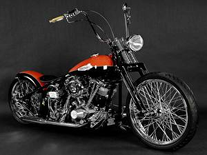 Фотографии Кастомайзинг Harley-Davidson Мотоциклы