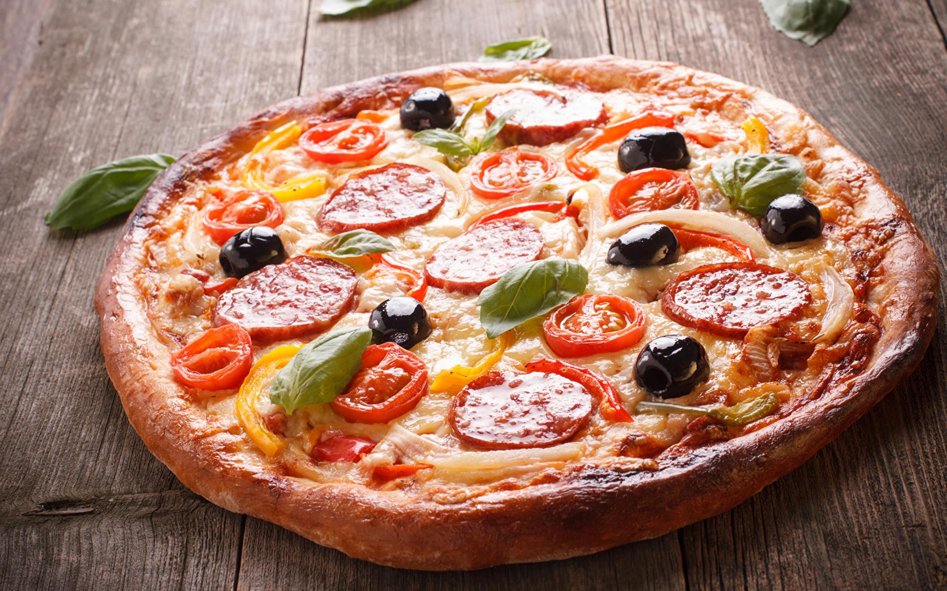 """Пицца """"Оливка"""""""