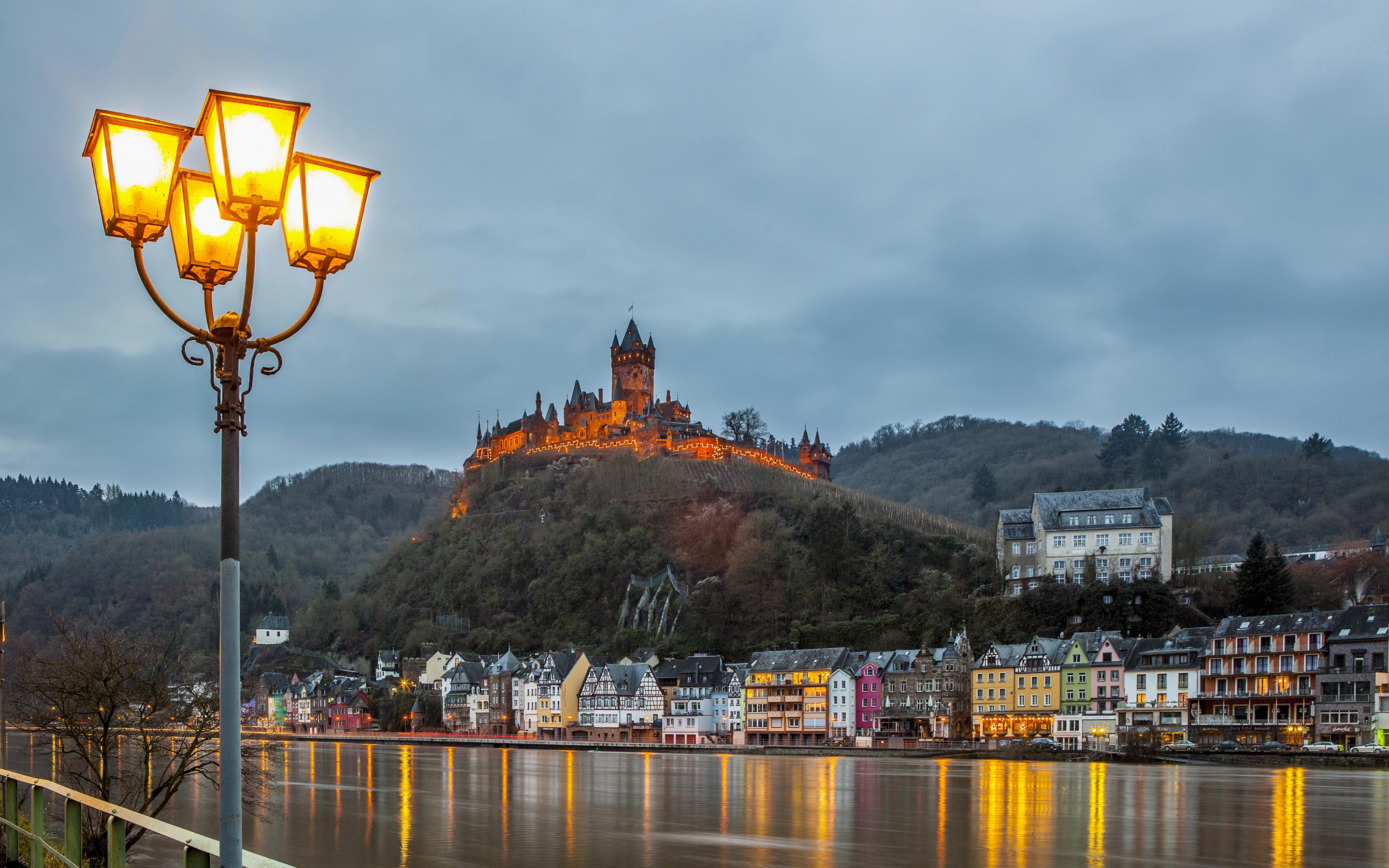 Архитектура Кохем Германия скачать