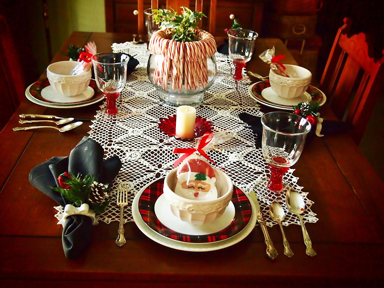 Обои тарелка, стол, свечи. Разное foto 11