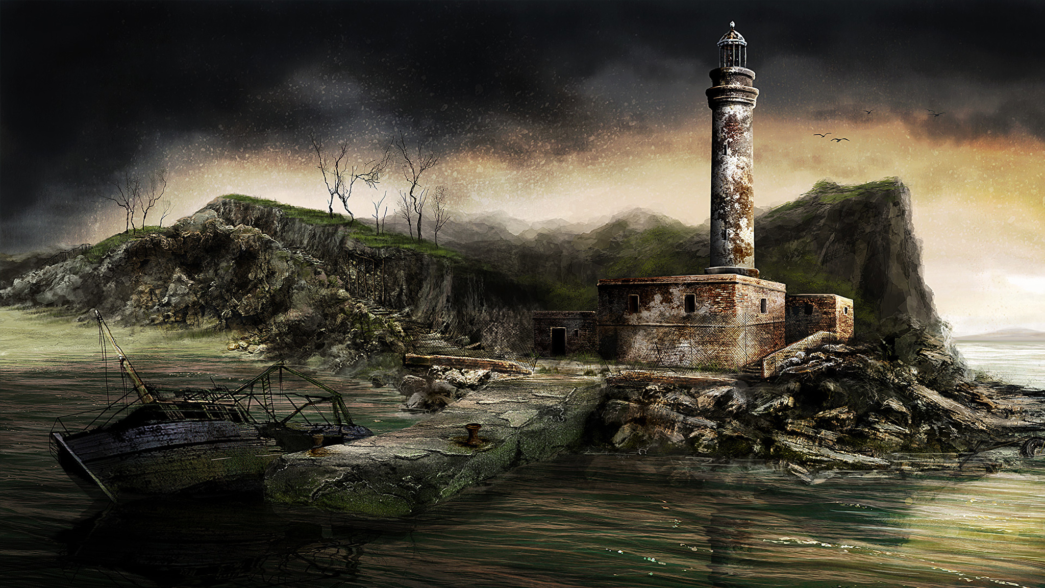 планетарный маяк на телефон