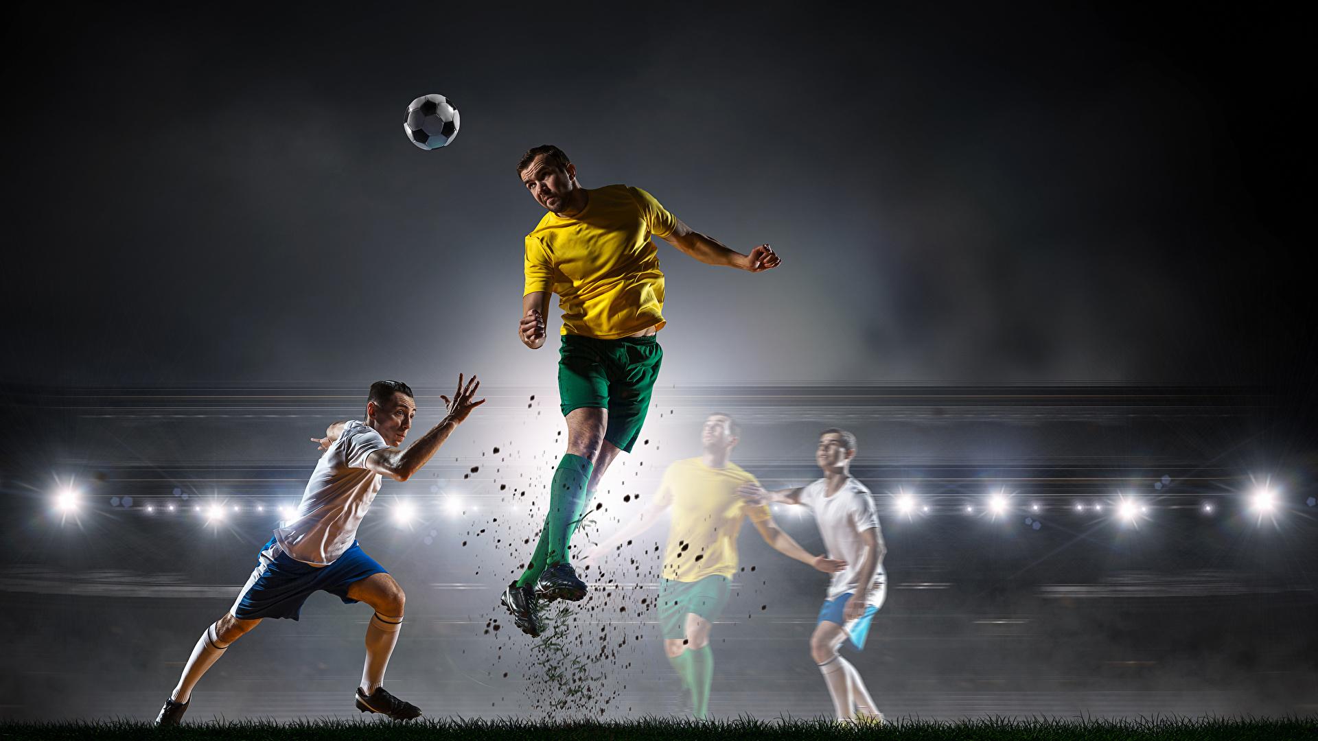 Обои футболисты. Спорт foto 11