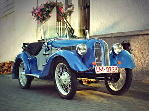 Фото БМВ Родстер bmw dixi roadster 1929г. Автомобили