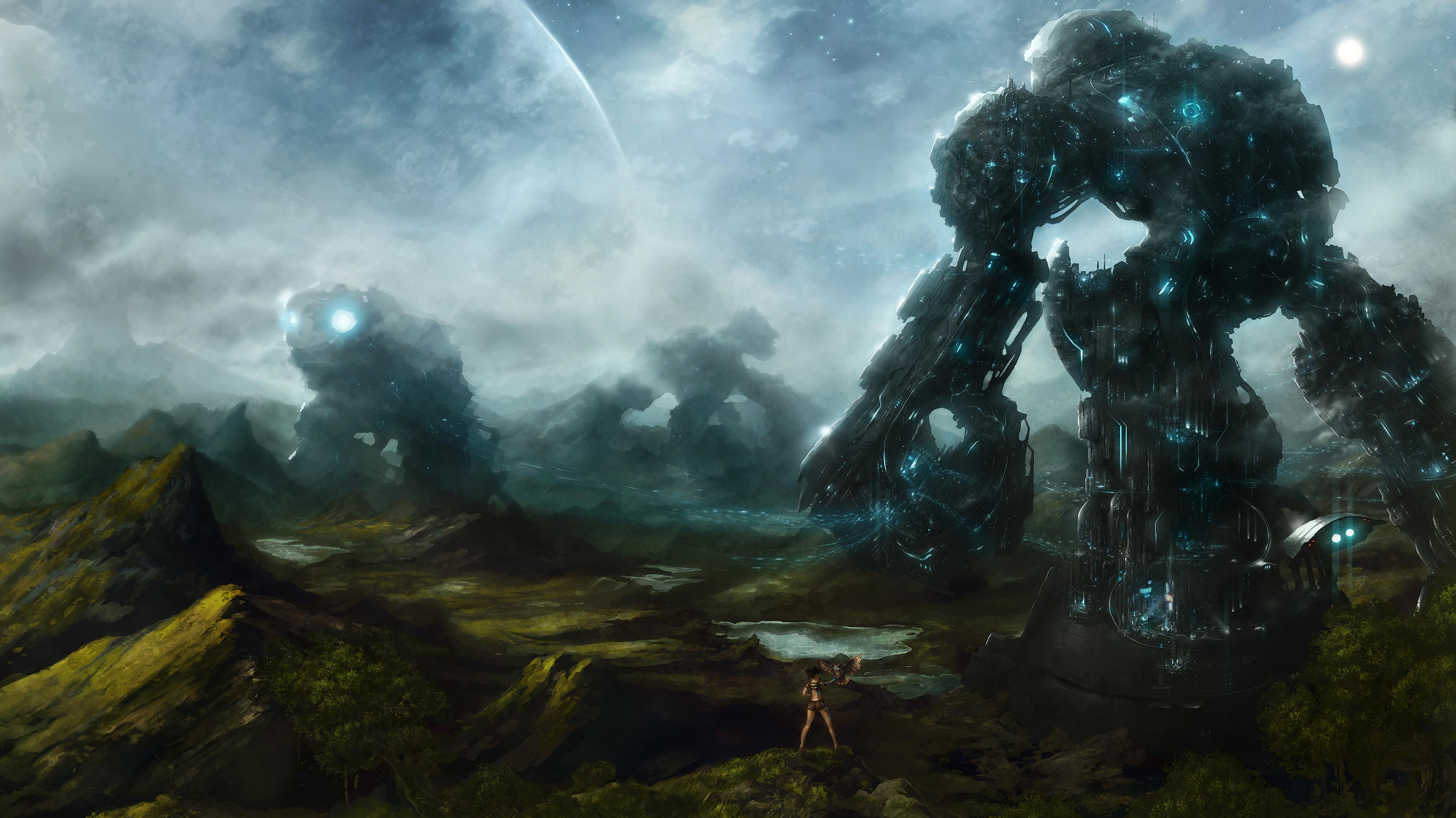 робот фантастика анонимно