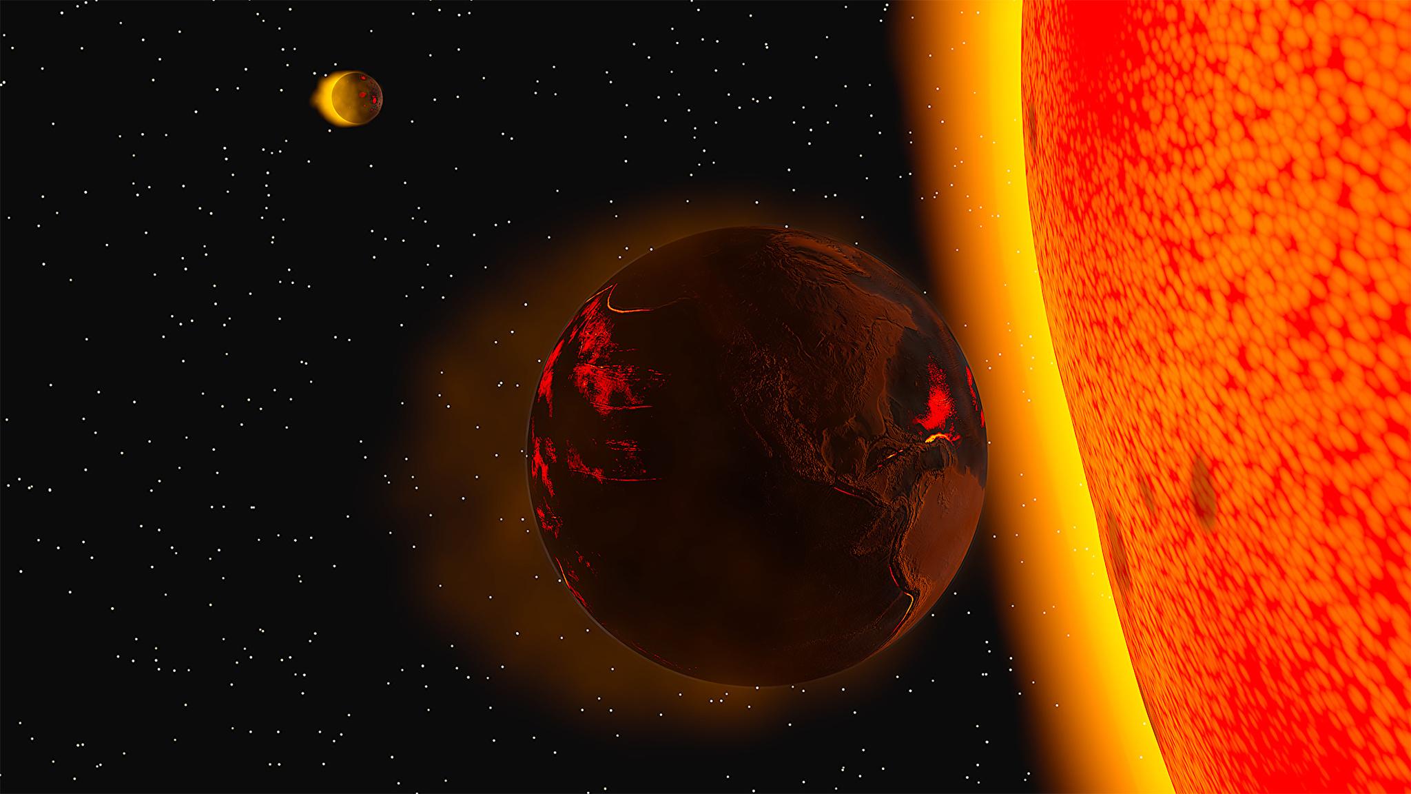 солнце земля луна the sun earth moon подборки