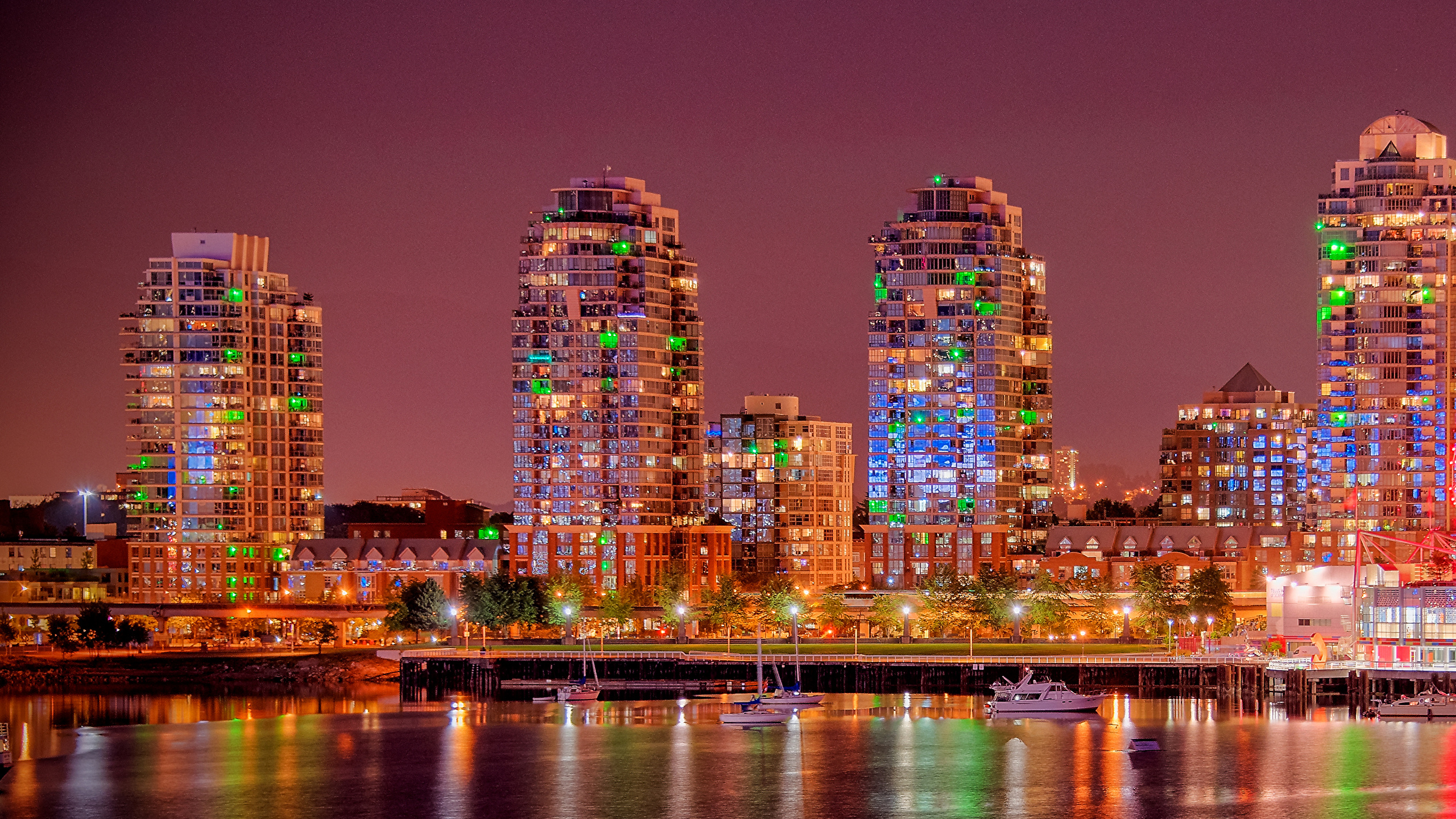 Обои дома, canada, vancouver, Канада, Cities. Города foto 13