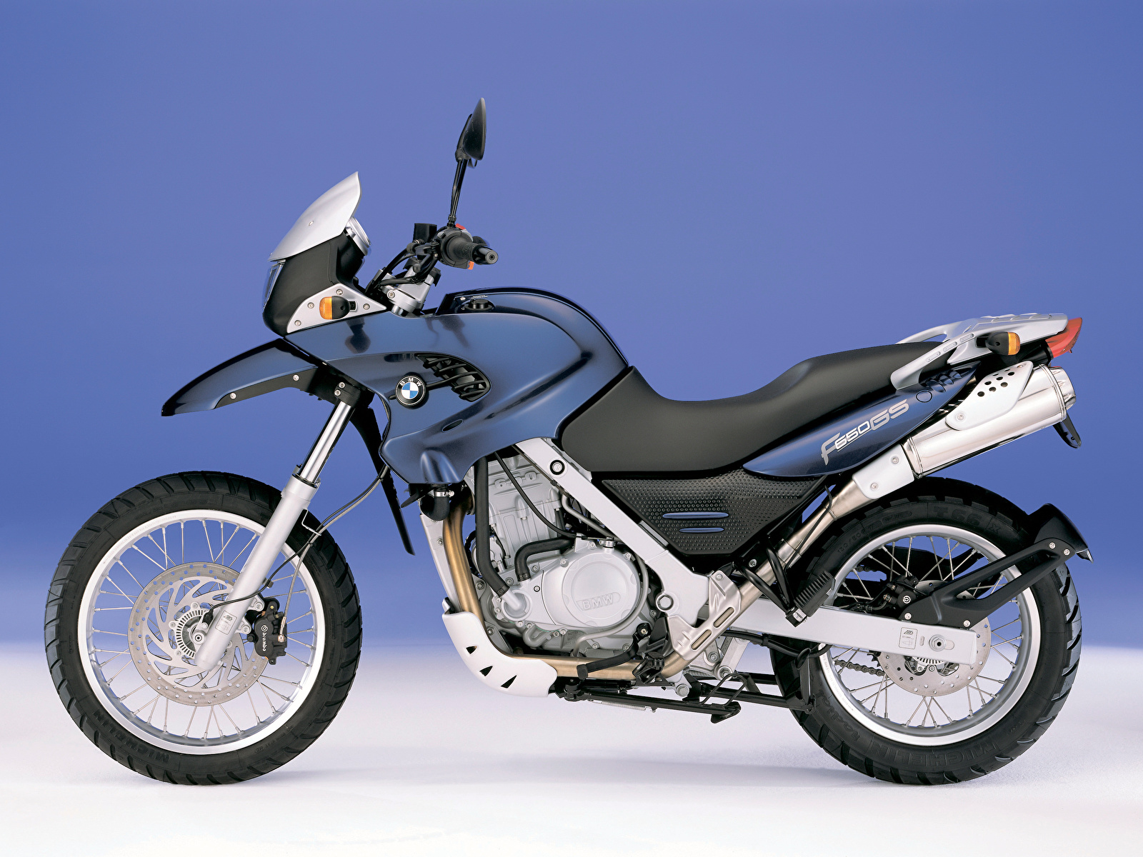 Фото БМВ F 650 GS (R13), 1999–2003 Мотоциклы Сбоку 1600x1200 BMW - Мотоциклы мотоцикл