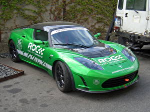 Фотография Тесла моторс Родстер Tesla Roadster
