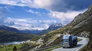 Фото Грузовики Scania