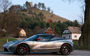 Фотография Tesla Motors Родстер tesla roadster Машины