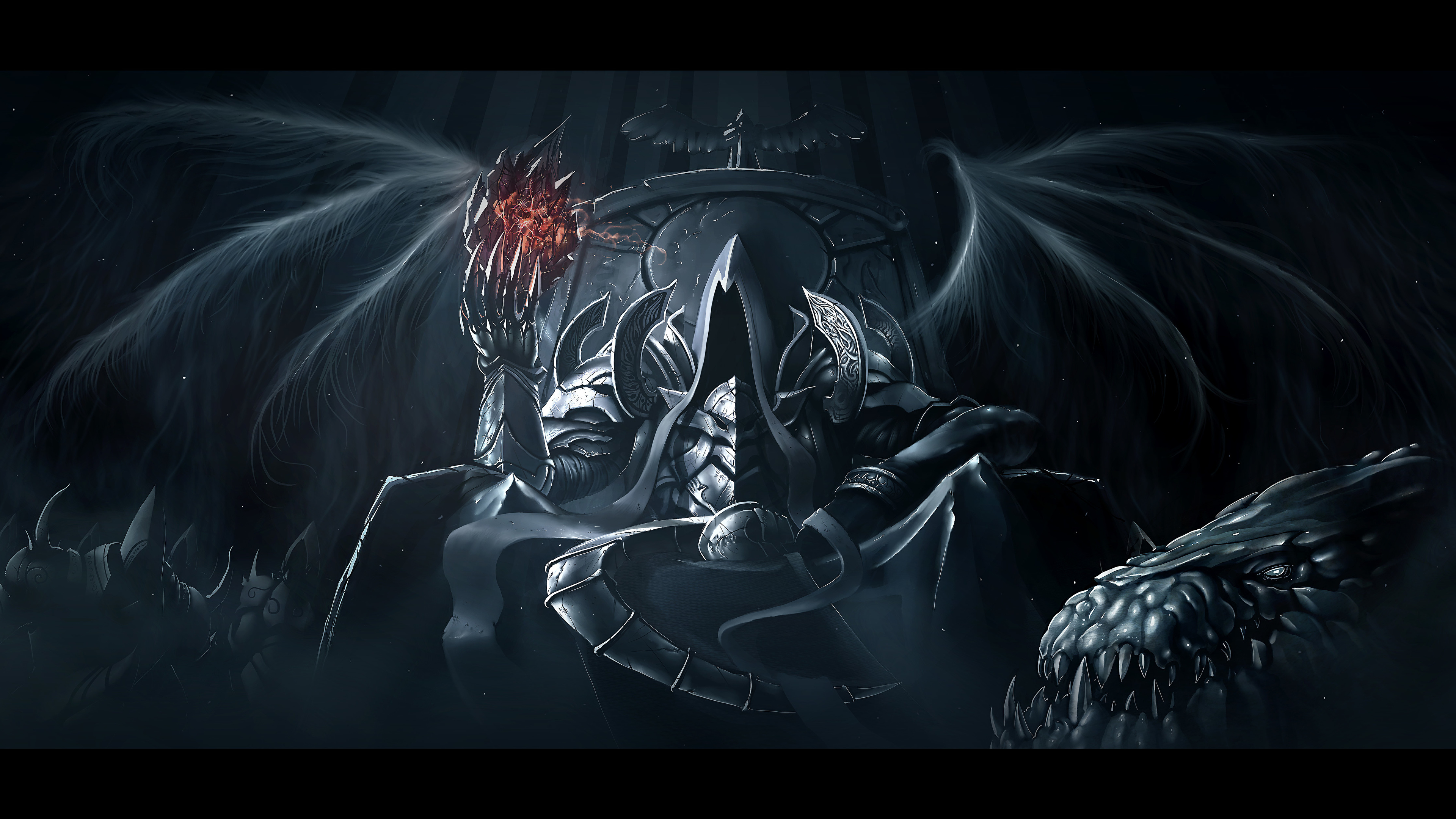 Силы тьмы загрузить