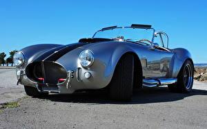 Картинки Старинные Родстер Shelby Cobra Roadster(AC Cars) Автомобили