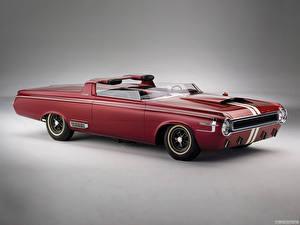 Обои Dodge Родстер Charger Roadster Concept Car 1964 Авто