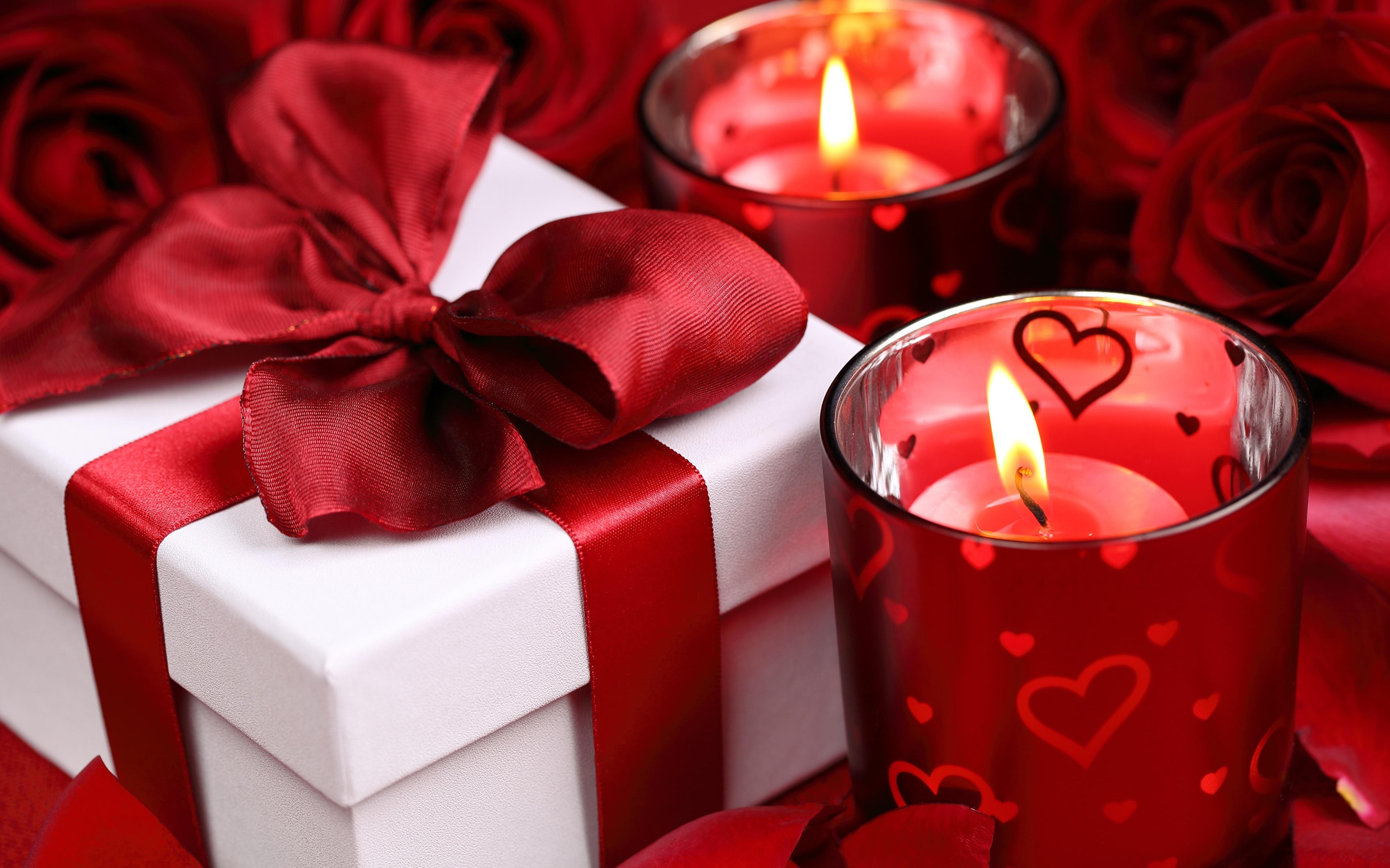 Свеча и сердце бесплатно