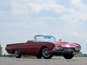 Фотографии Форд Родстер Thunderbird Sports Roadster 1962