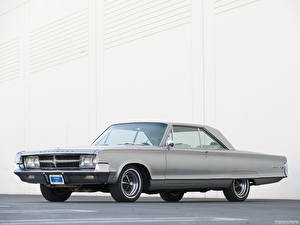 Картинки Chrysler 300L Hardtop Coupe 1965 машина