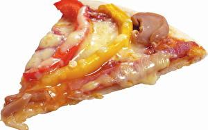 Картинка Пицца Пища Еда