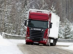 Фото Scania Грузовики R730 Авто