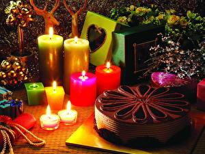 Фото Торты Свечи