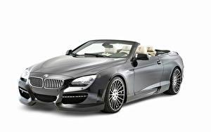 Фотографии BMW Hamann Фары Черных Кабриолет 2011 cabrio 6er F12 Автомобили