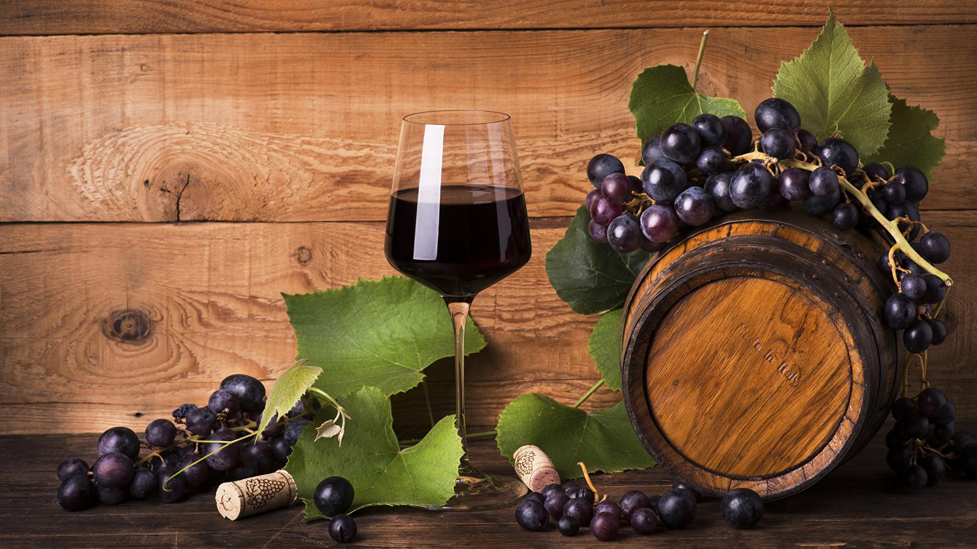 Обои красное, бокалы, виноград, бутылка, вино, доска. Еда foto 10