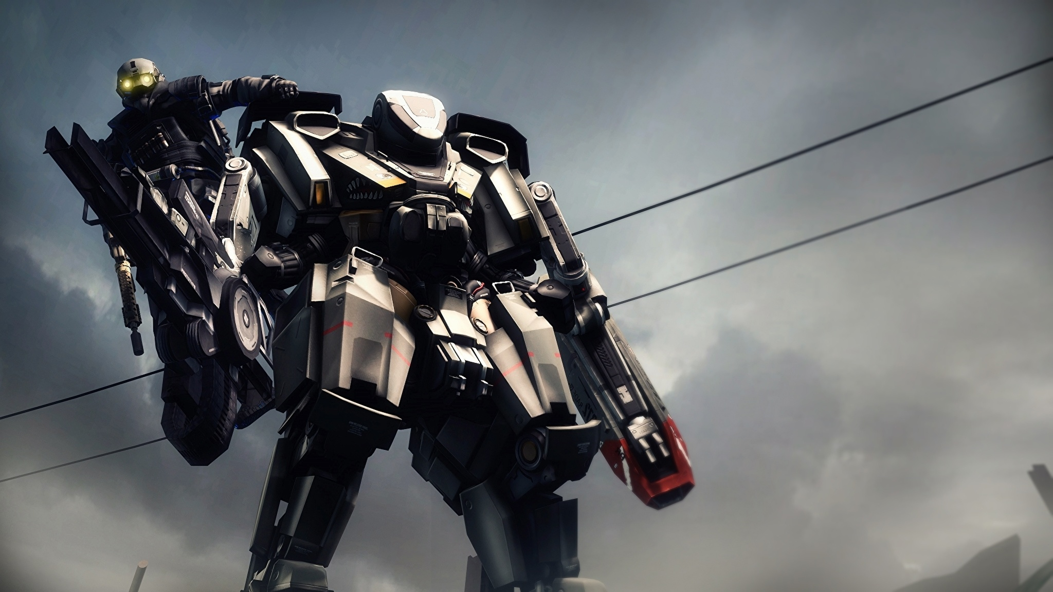 боевой робот фантастика анонимно