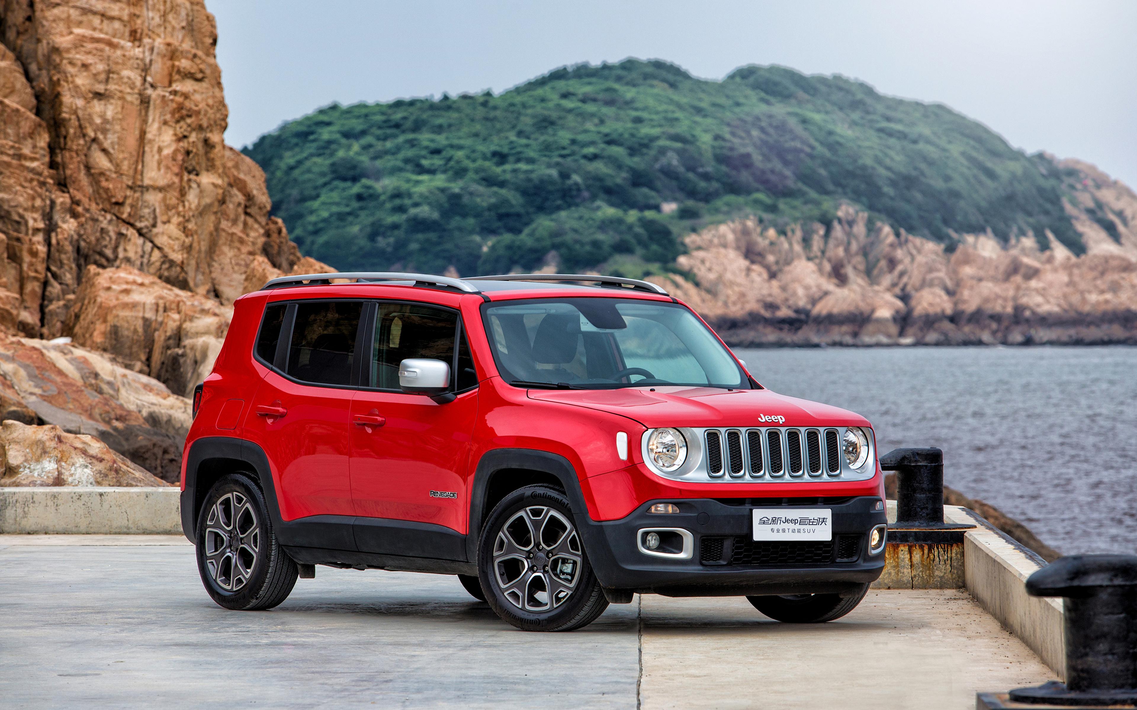 джип синий автомобиль jeep renegade без смс