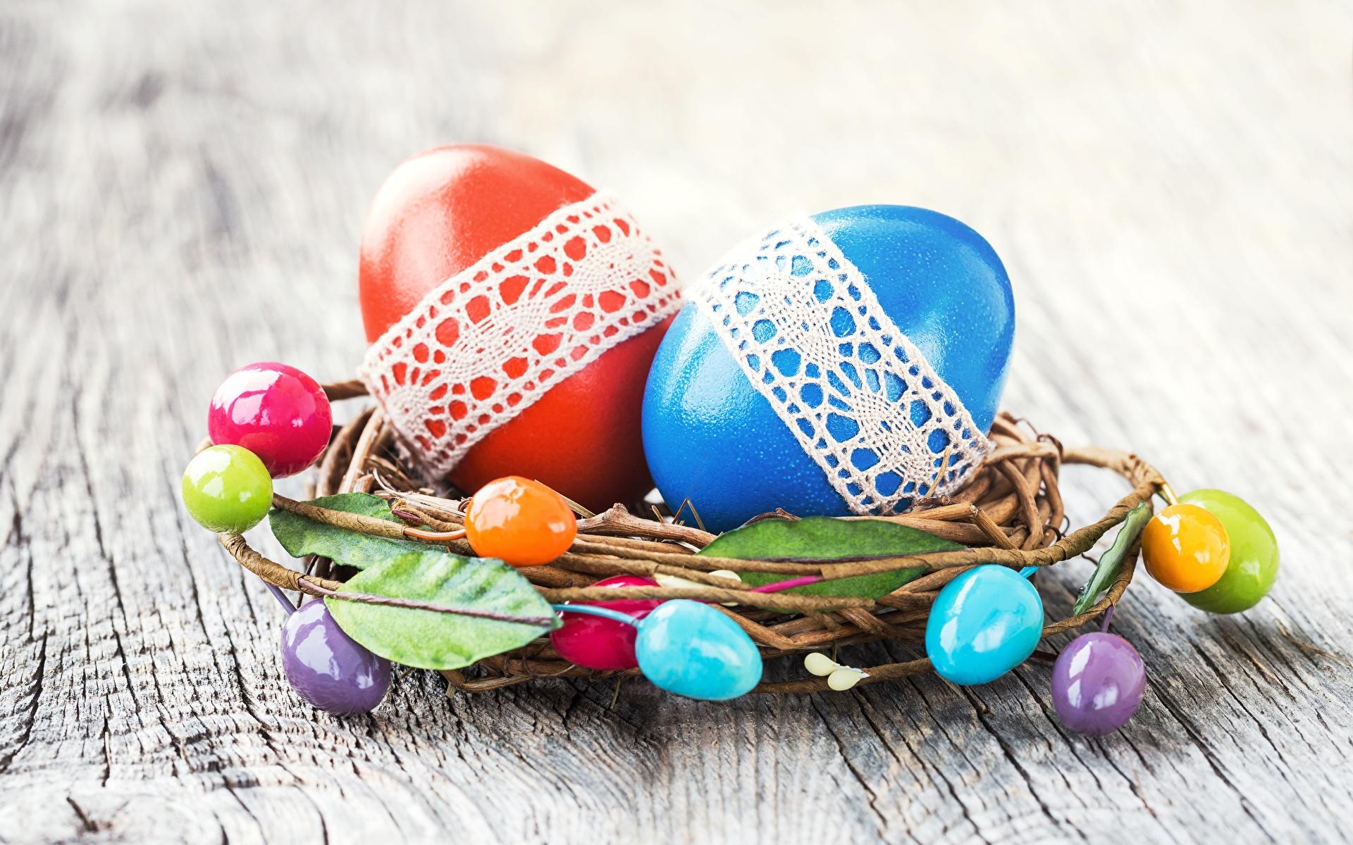 Фотографии Пасха Яйца вблизи 1920x1200 яиц яйцо яйцами Крупным планом