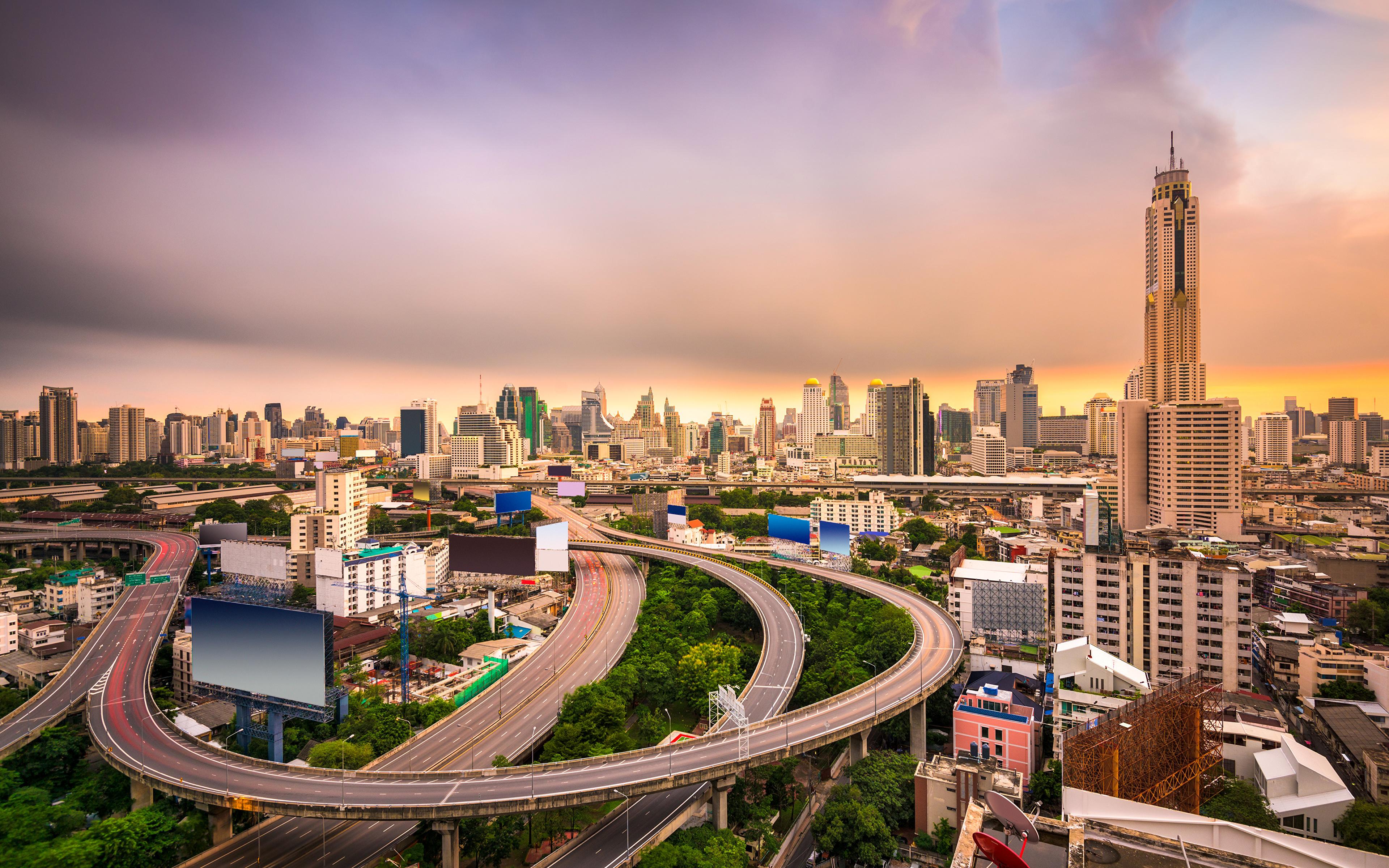 Обои бангкок. Города foto 15