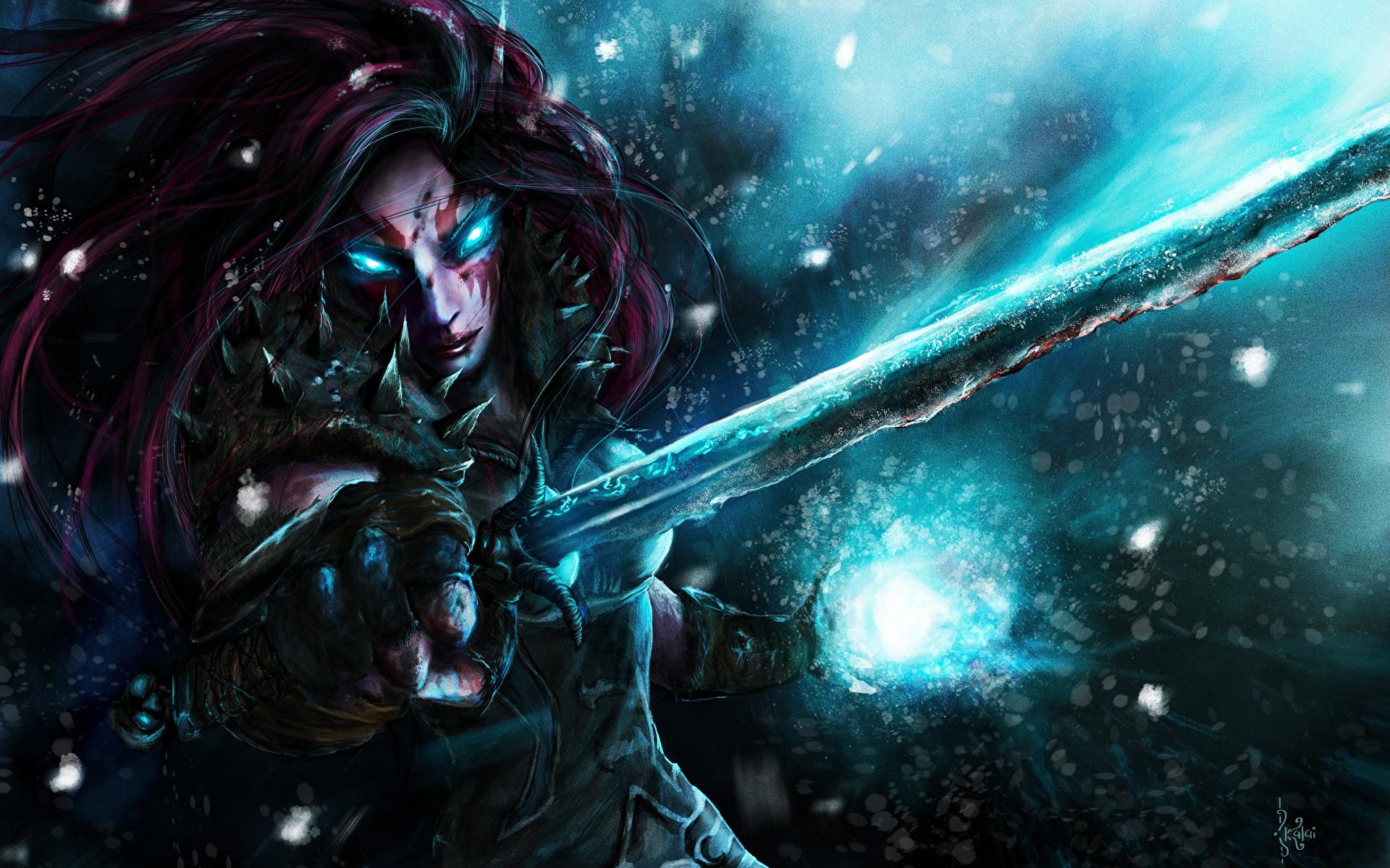 Фантастика меч без смс